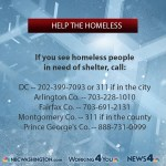 #Help4Homeless: Here are contacts you can call if you see homeless people in need of shelter.