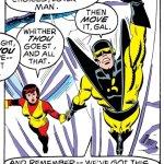 Bad behavior and dialogue of the Kree-Skrull war, part 1