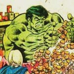 Hulk sure loves beans.