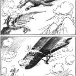 Biplanes and dragons
