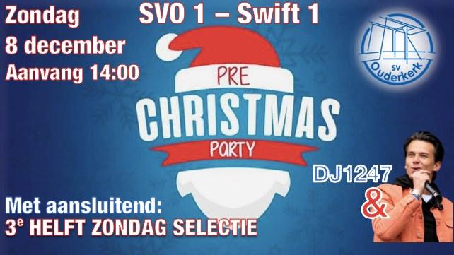 8 december SVO 1 – Swift 1