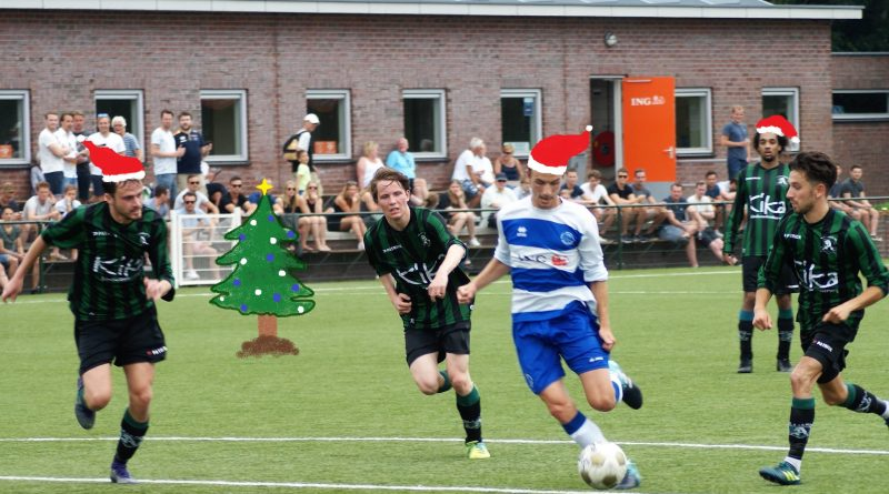 8 december Derby Zondag 1 – Swift 1 c