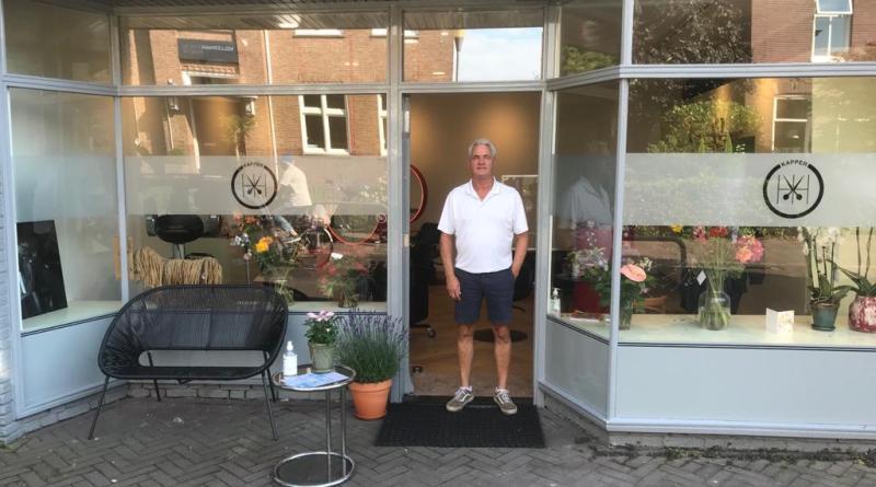 Hans Hanffs kapsalon is 'nieuwer dan nieuw'