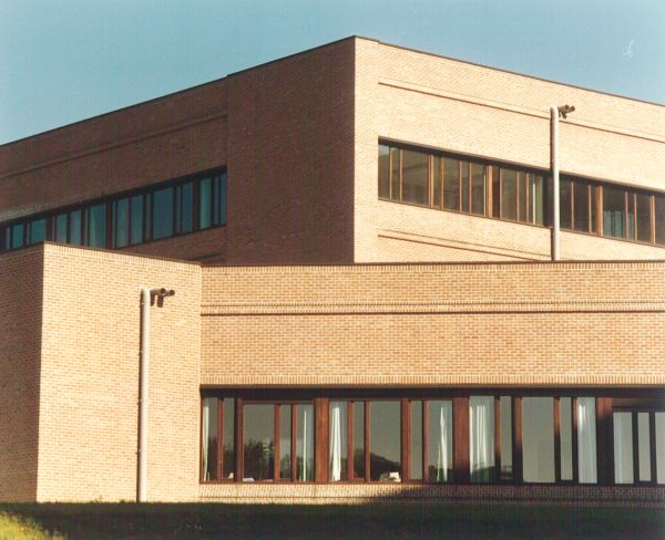Nieuwbouw kinderziekenhuis Jette, UZ Brussel, project gezondheidszorg SVR-ARCHITECTS