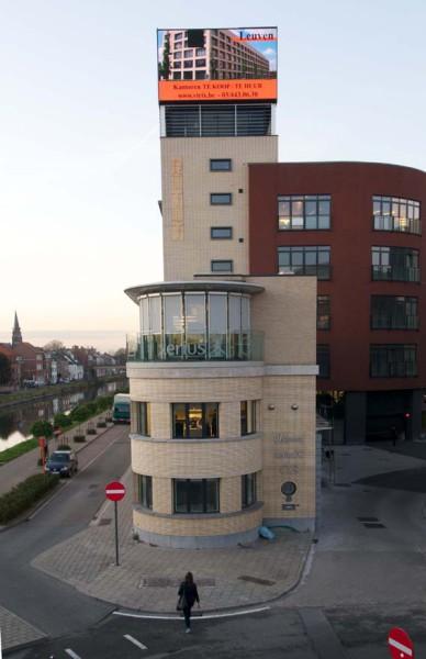 Appartementen, penthouses, kantoren, ondergrondse parking (fase 1), Stadswijk Zuidpoort, Mechelen