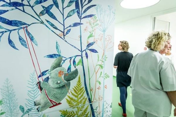 Queen Mathilde Mother and child centre UZA