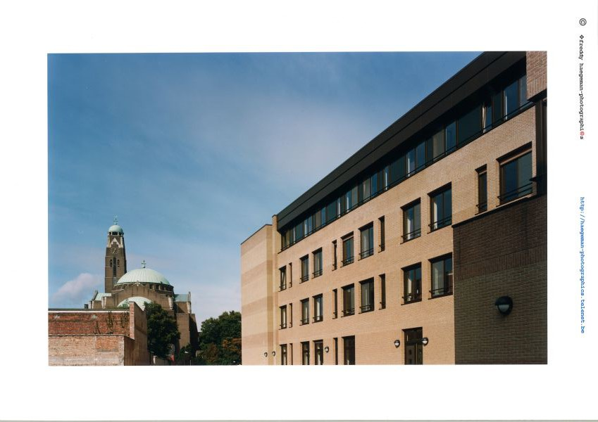 Sint Camillus convent, Antwerp