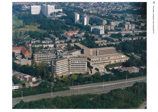 GZA HOSPITALS | CAMPUS SINT-AUGUSTINUS<br><span style='color:#31495a;font-size:12px;'>Overview projects 1987 (period 1) and 2006 till today (period 2)</span>