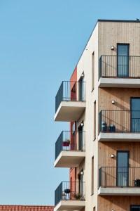 Residentiële nieuwbouw huisvesting Stephenson, Mechelen