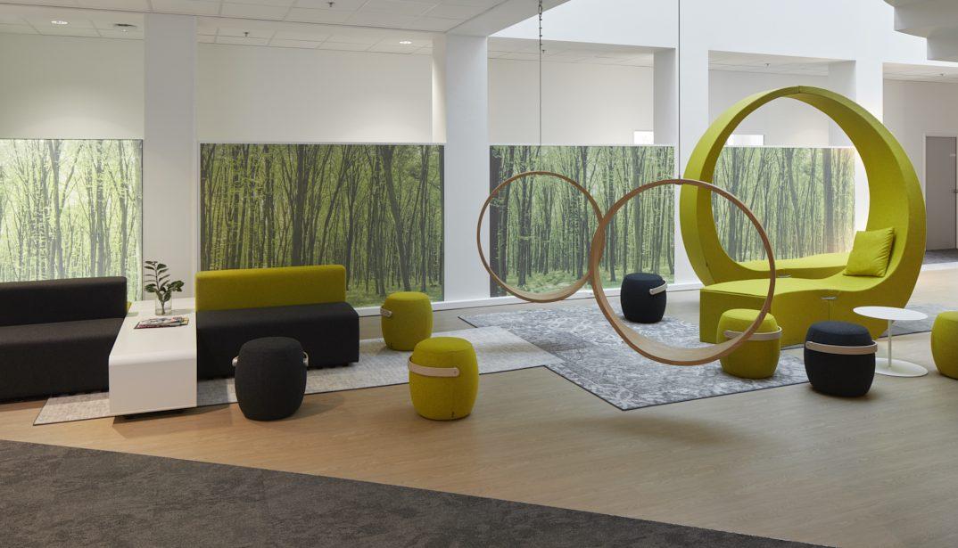 Procter & Gamble Brussel – Consumer Lounge
