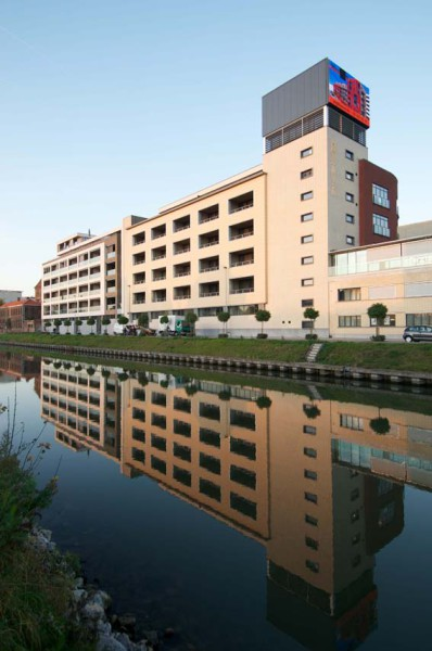 Urban district Zuidpoort - Apartments, penthouses, offices, underground car park (phase1)