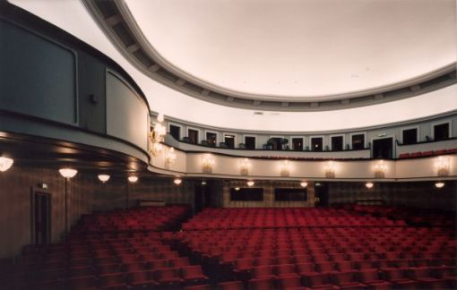 ARENBERG THEATRE<br><span style='color:#31495a;font-size:12px;'>Renovation</span>