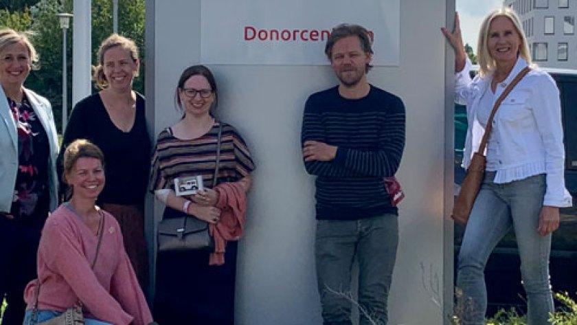 Bloeddonatie 7 collega