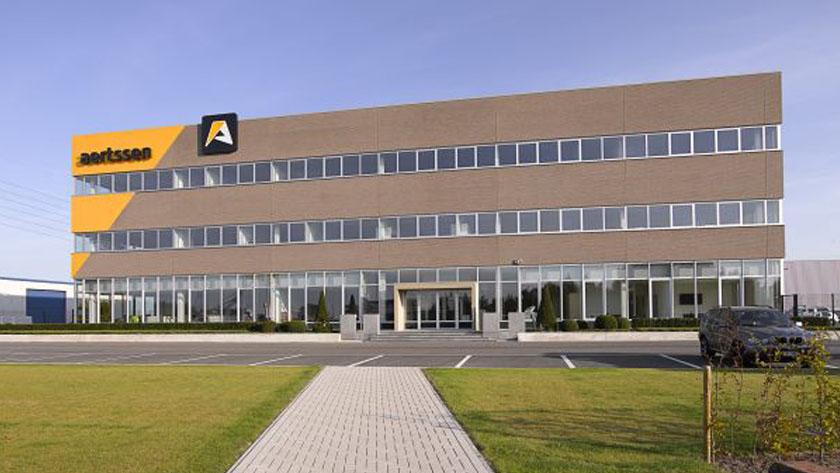 Bouwbedrijf Aertssen | Stabroek
