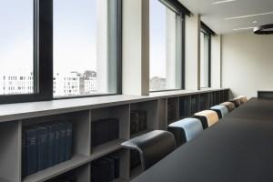Nieuwbouw, interieurarchitectuur Antaxius advocaten