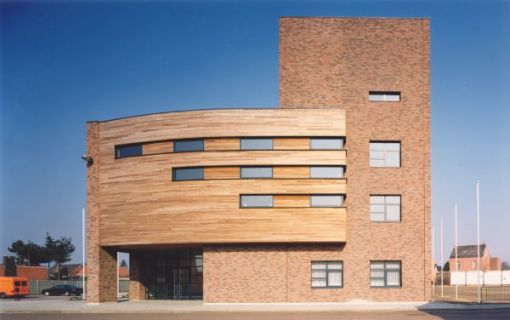 TOWN HALL DESSEL<br><span style='color:#31495a;font-size:12px;'>Renovation offices (old Campina brewery)</span>