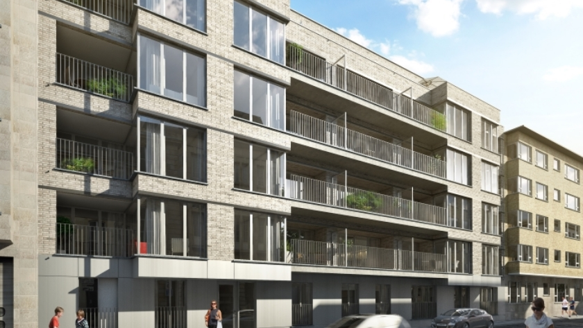 Woonproject 23, P. Benoit | Antwerpen