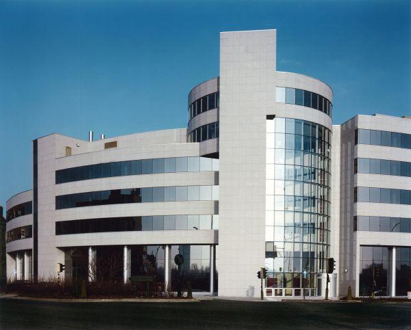 Kantoorgebouw Axa Verzekeringsmaatschappij, Berchem