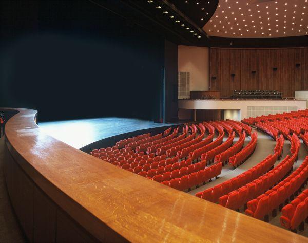 Casino Kursaal Ostende - Renovation, interior