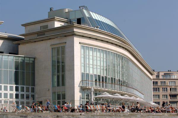 Renovatie en interieur Casino Kursaal Oostende, project ontspanning SVR-ARCHITECTS
