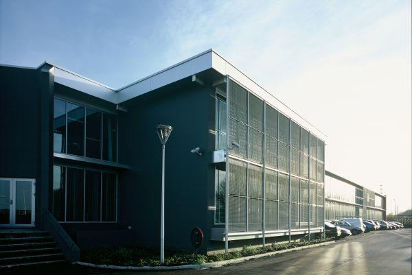 Uitbreiding kantoorgebouw Belgacom, Hasselt