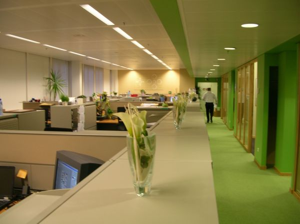 R&D, offices Brussels Innovation Centre (BIC)