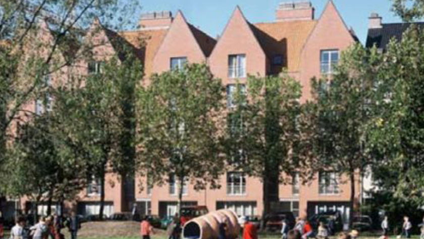 Sociale housing |  Antwerp