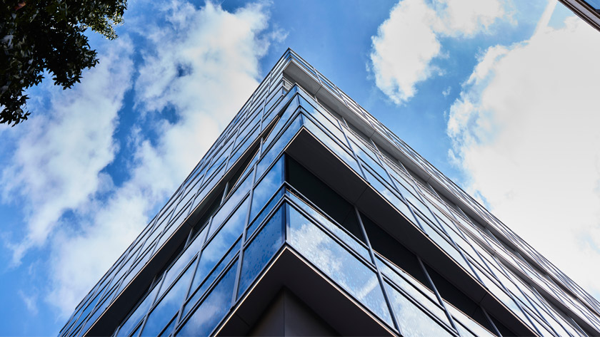 Het nieuwe werken vraagt om flexibele gebouwen