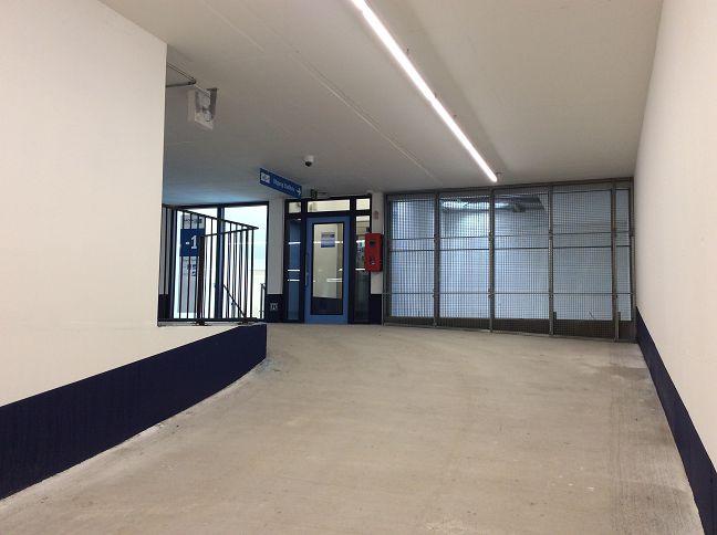 Ondergrondse parking markt Vilvoorde