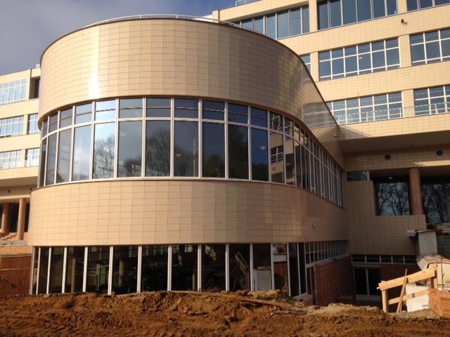 Gerestaureerd Voormalig sanatorium Lemaire, nu woonzorgcentrum Tombeekheyde