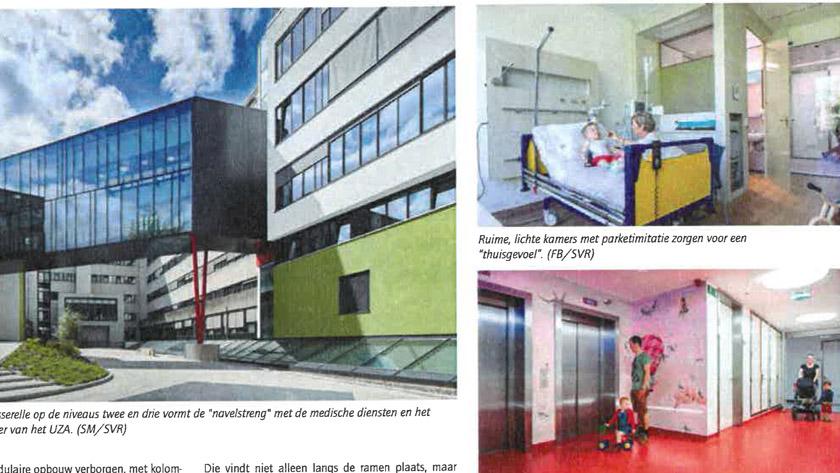 Patient centraal in KMMKC-Bouwen aan Vlaanderen