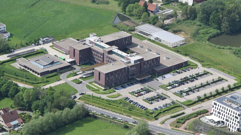 Revalidatieziekenhuis Revarte in Edegem