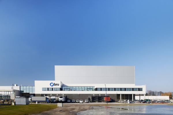 BRU Textiles, Automatic warehouse, design studio, offices, labs (phase 4)