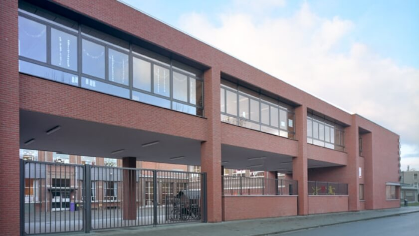 School Steynstraat | Antwerp