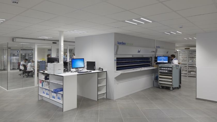 Distribution pharmacy Sint-Augustinus | Wilrijk