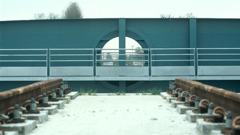 Railway Bridge Plassendale | Ostend