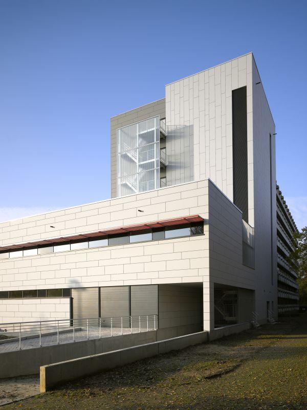 Faculteit diergeneeskunde, leslokalen, Universiteit Antwerpen
