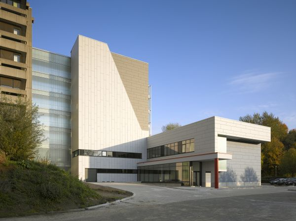University Building in Antwerp