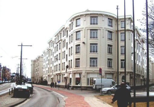 WOONHAVEN ANTWERPEN CVBA<br><span style='color:#31495a;font-size:12px;'>Social housing Jan Davidlei, Sint- Bernardsesteenweg, Max Roosesstraat (Hennig 2 phase 1a-b, 2a-b, 3, 4, 5)</span>