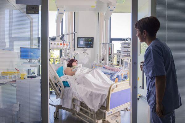 Afdeling neonatologie Koningin Mathilde Moeder- en Kind Centrum