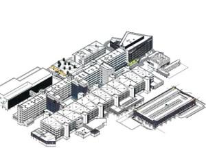 Nieuwbouw parkeergebouw UZA, andere projecten SVR-ARCHITECTS