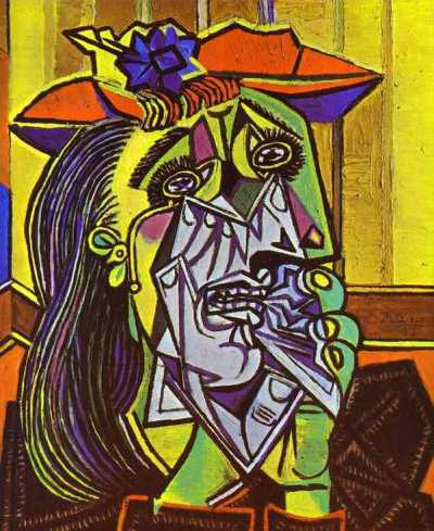 Picasso - Woman Weeping 1937