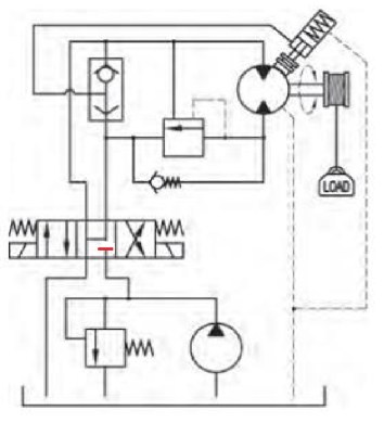 Winch Valve Schematic
