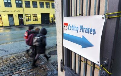 Coding Pirates åbner på Skolen ved Sorte Hest