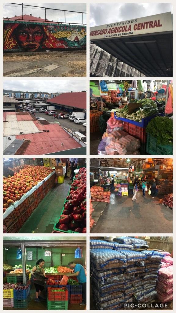 Fresh Veggie and Fruit Market