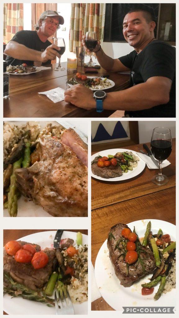 Patrick's Amazing Dinner