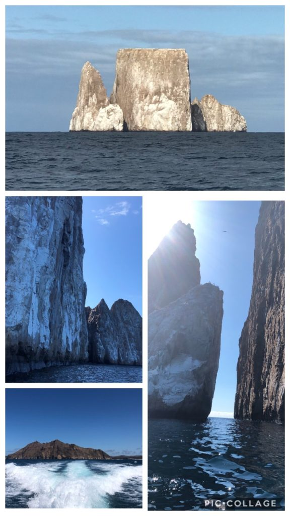 Kicker Rock in all her Glory