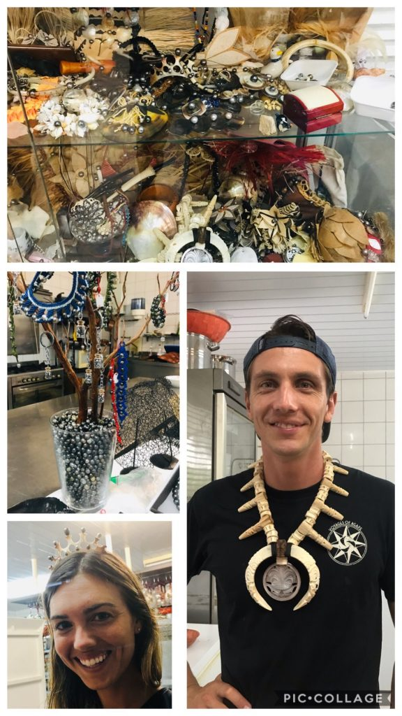 French Polynesia Ancestral Jewelry
