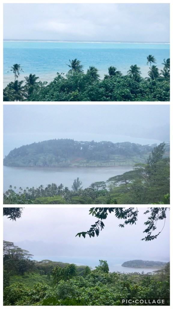 Vista Views on Huahine