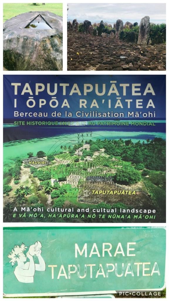 Taputapuatea Marae of Raiatea